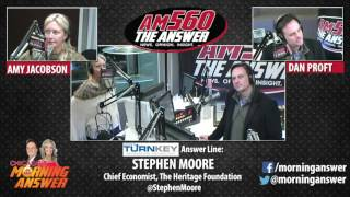Download Chicago's Morning Answer - Stephen Moore - November 30, 2016 Video