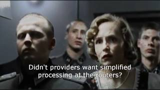 Download Parody. Hitler presents: IPv4 exhaustion problem Video