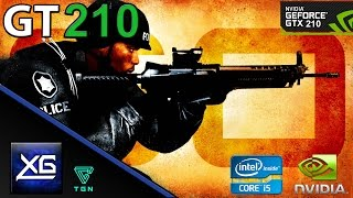Download Counter-Strike: Global Offensive On Nvidia Geforce GT 210 1GB DDR3 | 720p | LOW | FPS - TEST Video