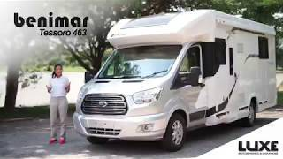 Download BENIMAR TESSORO 463 - FORD CHASIS MOTORHOME FIRST IN MALAYSIA Video