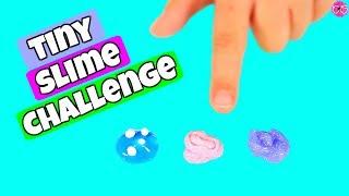 Download Tiny Slime Challenge * Making Mini Slimes! Video