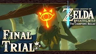 Download The Legend of Zelda: Breath of the Wild - Part 80 - Final Trial (Divine Beast) - Monk Maz Koshia Video