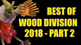 Download Best of Wood Division 2018 - Part 2/2 Video
