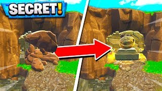 Download *SECRET* LOOT CAVE FORTNITE ADDED YOU DONT KNOW ABOUT in Fortnite Battle Royale! Video