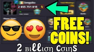 Download 8 BALL POOL HOW TO GET FREE 2 6B COINS FOR FREE! Video