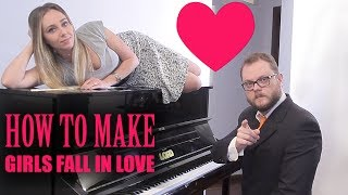 Download How to Make Girls Fall in Love Playing Piano Video