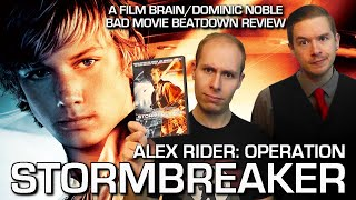 Download Bad Movie Beatdown (w/ The Dom): (Alex Rider: Operation) Stormbreaker (REVIEW) Video