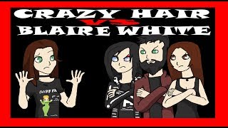 Download Crazy Hair vs Blaire White, Andywarski, Bunty and Shoe0nhead THE TRUTH Video