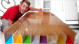 Download Making CUSTOM Game BOARD! *CHALLENGE* Learn How To Make DIY Game! Video