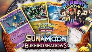 Download Burning Shadows Pokemon Prerelease Primer Video