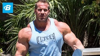 Download How to Eat for Mass | Jay Cutler Living Large | Ep 3 Video