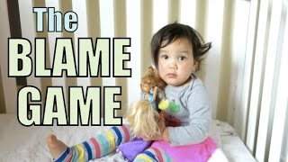 Download The Blame Game! - March 22, 2016 - ItsJudysLife Vlogs Video