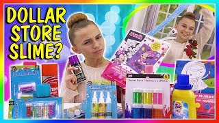 Download DOLLAR STORE SLIME | PASS OR FAIL? | We Are The Davises Video