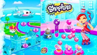 Download Bubble Popping To Save Shopkins - Season 8 World Vacation App Game Let's Play Video Video