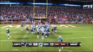 Download Wes Welker 99 1/2 Yard Touchdown 2011 Video