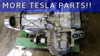Download The Tesla Project : Front Wheel Drive Unit Video