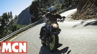 Download Yamaha MT-07 | First Rides | Motorcyclenews Video