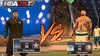 Download MYPARK SUPERSTAR GETS EXPOSED!!! 20 POINTS ON HIS HEAD!!! NBA 2K17 - Video