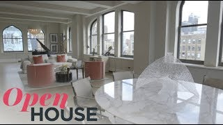 Download A Magnificent Penthouse on Madison Square Park   Open House TV Video