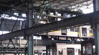 Download 2017 11 名古屋地下鉄・開業60周年イベント 車体吊り上げ Video