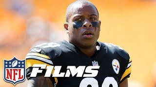 Download Left on a Doorstep As a Baby to the Doorstep of the NFL: Terrell Watson's Story | NFL Films Presents Video