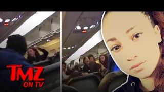 "Download ""Cash Me Ousside"" Girl Slugs an Airline Passenger! | TMZ TV Video"