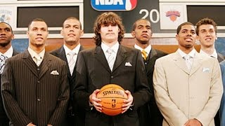 Download 10 WORST Draft Classes in NBA History Video