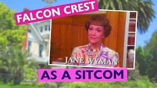 Download FALCON CREST as a Sitcom Video