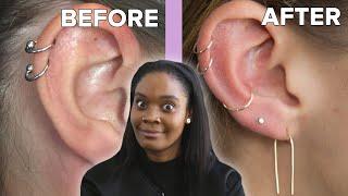 Download We Got Custom Ear Piercings Video