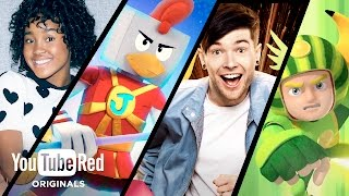 Download Introducing new YouTube Red Originals - now for the whole family! Video