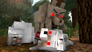 Download Wolf Life - Craftronix Minecraft Animation Video