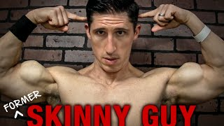 Download Workout Plan for Skinny Guys / Hardgainers (THIS BUILDS MUSCLE!) Video