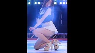 Download [직캠/Fancam] 150529 밤비노(BAMBINO) (은솔) 댄스공연 박진영-어머님이 누구니 @ 강릉영동대 Video