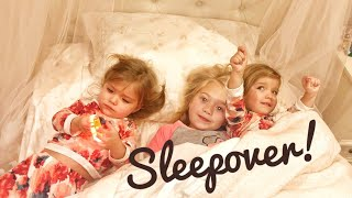 Download FIRST SLEEPOVER with EVERLEIGH, COLE and SAV! Video
