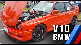 Download V10 BMW E30 M3 | raw sound Video