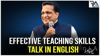 Download How To Be An Effective Teacher ? By Rajesh Aggarwal Video