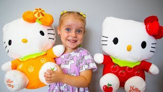 Download The Three Little Kittens Nursery Rhyme song for kids by Gaby Video
