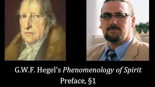 Download Half Hour Hegel: The Complete Phenomenology of Spirit (Preface, sec 1) Video