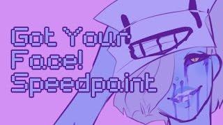 Download 【OC SPEEDPAINT】- Got Your Face!【Cybil】 Video