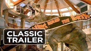 Download Jurassic Park Official Trailer #1 - Steven Spielberg Movie (1993) HD Video