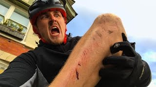 Download This is INSTANT KARMA *BIKE CRASH* Video