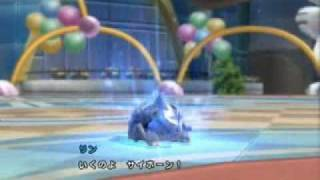 Download Pokemon:Battle Revolution WII Video