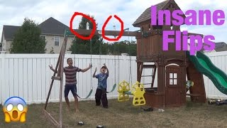 Download MOST EPIC WATER BOTTLE FLIPS EVER! Video