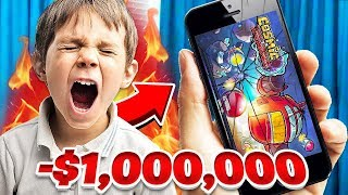 Download so you guys broke my $1,000,000 game... Video