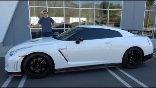 Download The Nissan GT-R Nismo Is the Most Expensive Nissan Ever Video