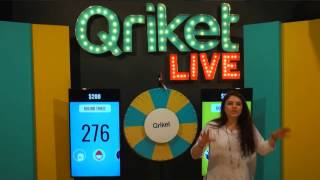 Download QriketLIVE Replay #91 - Free Play $200 Game Video