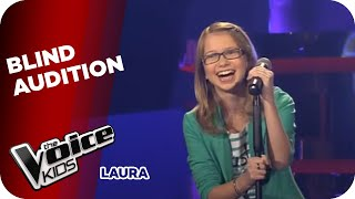 Download Whitney Houston - I will Always Love You (Laura) | The Voice Kids 2013 | Blind Audition | SAT.1 Video