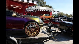 Download WhipAddict: MLK Day in St. Pete 2018, Big Rims, Custom Cars, Swerve Action Video