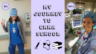 Download My Journey to CRNA School | GPA, GRE Scores, Rejection Letters, ICU Experience, Certifications Video