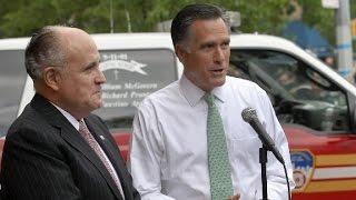 Download Trump still mulling over Romney or Giuliani Video